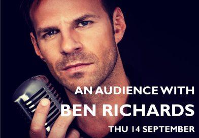 Ben Richards to return to Bognor Regis for one-off show
