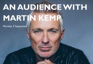 An Audience with Martin Kemp now on sale