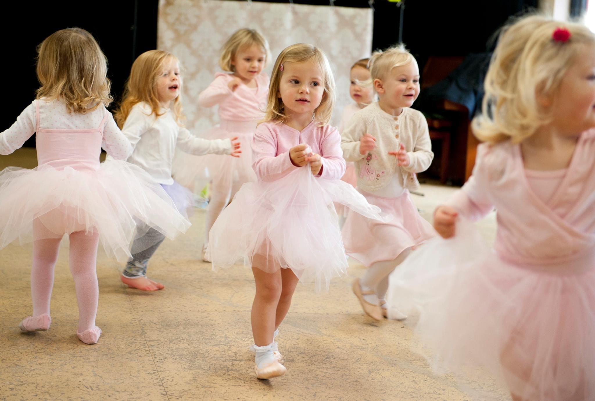 Little Tots Ballet