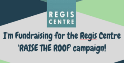 Regis Centre Fundraising