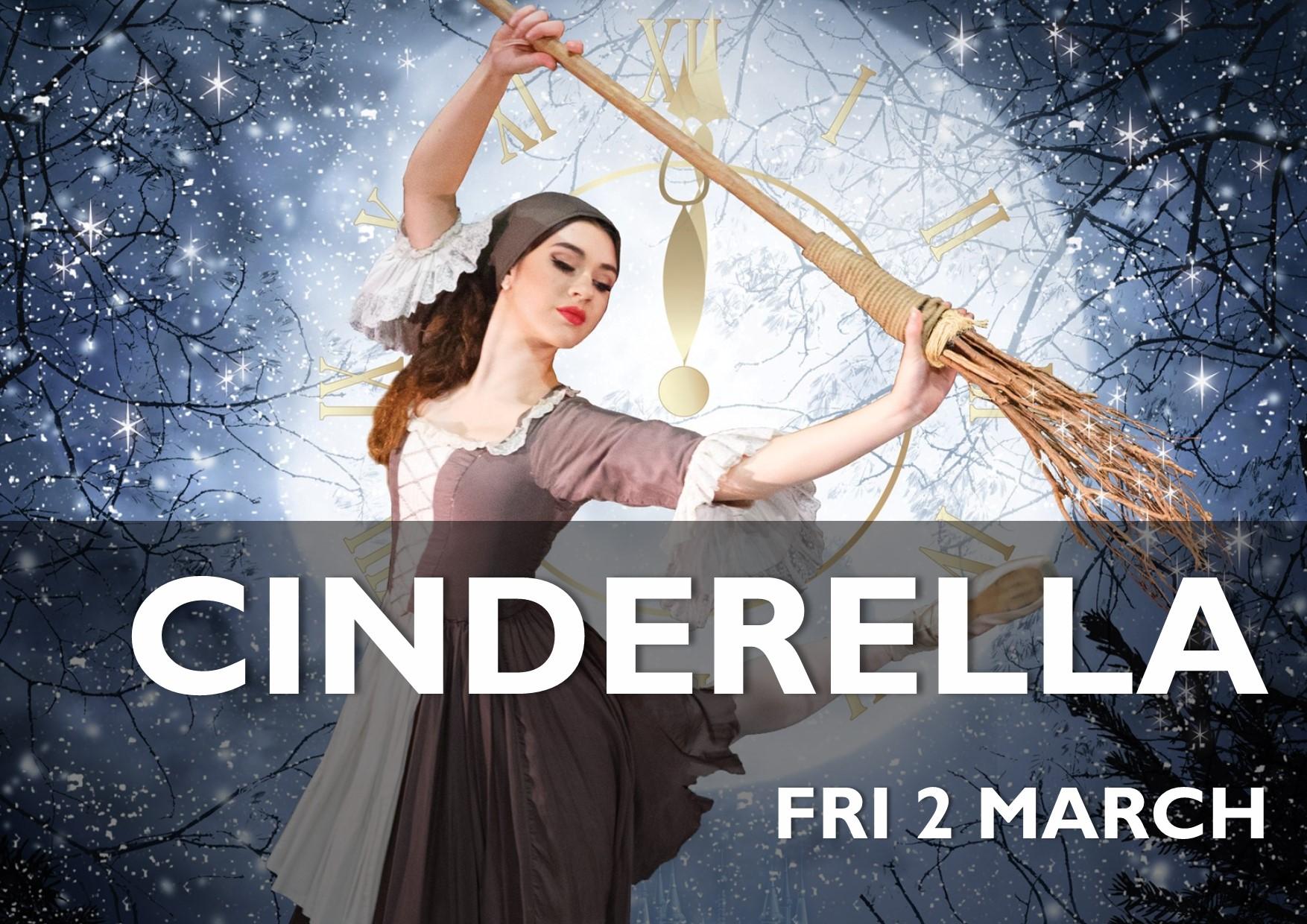 Cinderella - 2 March