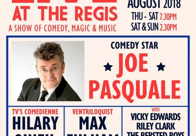 Variety comes to Bognor Regis this Summer!