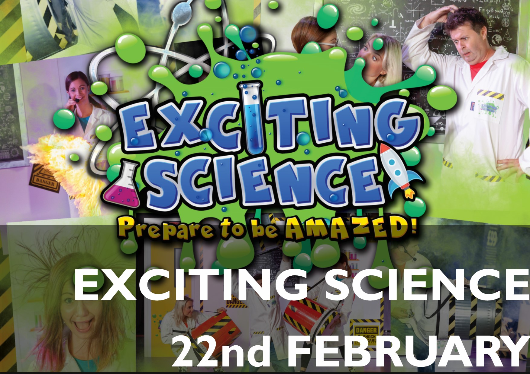 Exciting Science